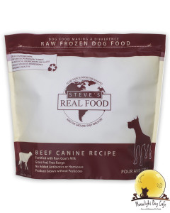 Steve's Real Food - (Dog) Raw - Beef