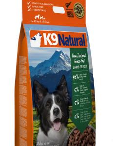 K9 Natural - (Dog) Freeze Dried - Natural Lamb Feast