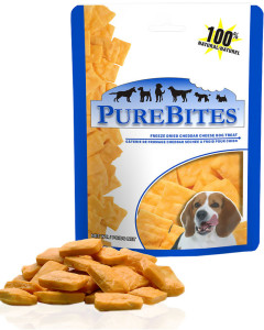 Pure Bites - Treats - Freeze-Dried Cheddar Cheese