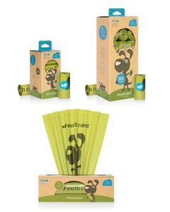 Earth Rated - Biodegradable Poop Bags Unscented -