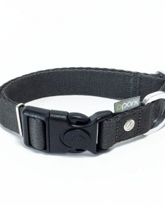 ppark - AIR Bamboo Charcoal Dog Collar