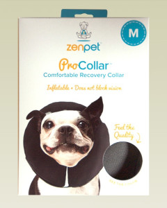 Zenpet - Pro Collar - Inflatable Comfy Donut Collar