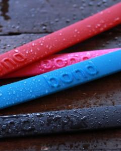 Bond - Waterproof Collars - Raspberry Pink