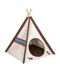 P.L.A.Y. - PLAY Pet Teepee Tent - Classic