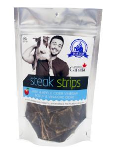 Blue Dane - Age Dried Beef Jerky Strips