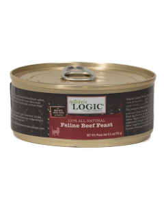 Nature's Logic - (Cat) Canned - Beef 5.5 oz