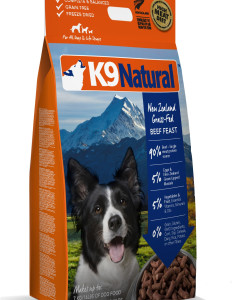 K9 Natural - (Dog) Freeze Dried - Natural Beef Gourmet