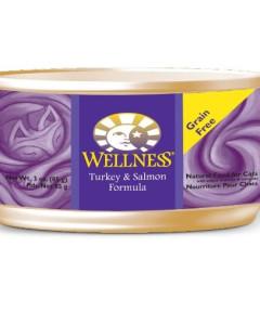 Wellness - (Cat) Can - Turkey & Salmon 85 g (3 oz)
