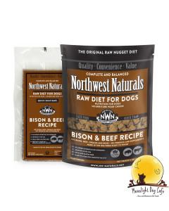 NWN Northwest Naturals - Raw - Bison Beef