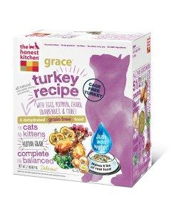 Honest Kitchen - (Cat) Dehydrated - Grace Cat - Turkey