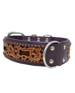 Angel - San Antonio Designer Leather Collar