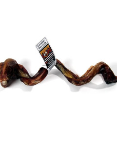 Puppy Love - Treat (dog) - Canadian Beef Curly Chew 1 pc