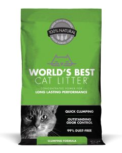 World's Best Cat Litter - Regular (Green)