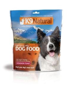 K9 Natural - (Dog) Freeze Dried - Natural Venison Feast