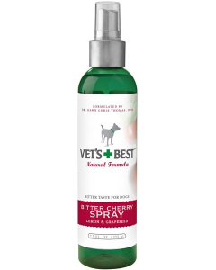 Vet's Best - Bitter Cherry Taste Deterrant Spray 7.5 oz