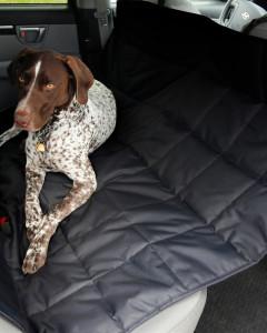 Petego - Hammock Dog Car Seat Pet Protector
