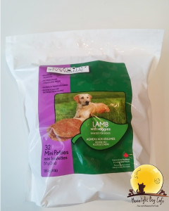 irRAWsistible (Dog) Raw - Grass-fed Lamb w/ Veggies