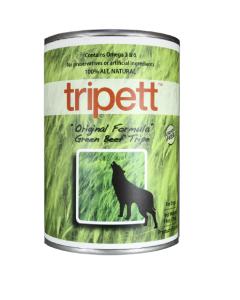 Tripett - (Dog) Can - Green Beef Tripe 396 g