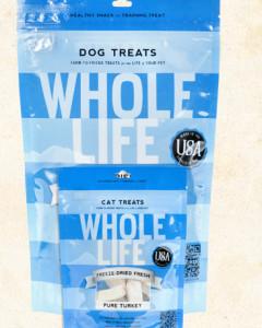 Whole Life - Treats - Freeze-Dried Turkey