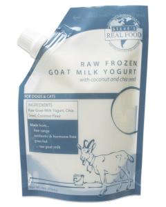 Steve's Real Food - Raw Goat Milk Yogurt w/ Chia & Coconut