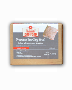 JD Farms - (dog) Raw - Specialty Turkey (95%)