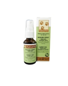 NaturPet - Healing Spray for Cats 30 ml