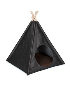 P.L.A.Y. - PLAY Pet Teepee Tent - Denim
