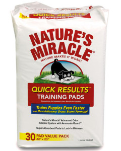 Nature's Miracle - Quick Results Training Pads