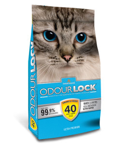 Intersand - Odour Lock Ultra Premium Cat Litter