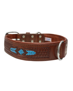 Angel - Sierra Designer Leather Collar