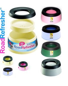 Road Refresher - Non Spill Travel Bowl