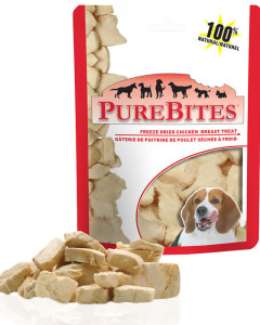Pure Bites - Treats - Freeze-Dried Chicken Breast