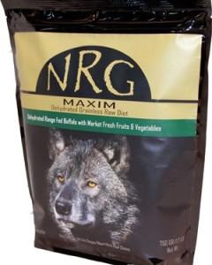 NRG Raw One - (Dog) Dehydrated -  Buffalo