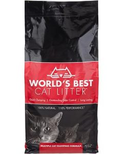 World's Best Cat Litter - Multi (Red)
