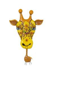 Allen Designs - Jaffy the Giraffe Pendulum Clock