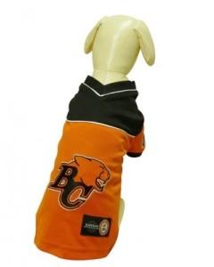 Karsuh Activewear -  CFL BC Lions Pet Jersey