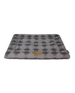 PLAY - Designer Chill Pad - Royal Crest (Ivory Black/Cool Gray)