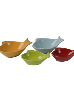 One for Pets - Fish Shaped Bowls