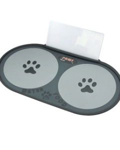 Wacky Paws - Silicone Food Place Mat w/ Message Board