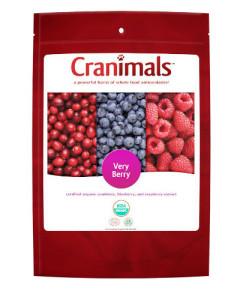 Cranimals - Very Berry 120 g