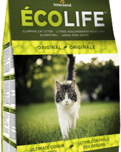Intersand - Eco Life Natural Cat Litter