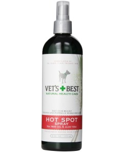 Vet's Best - Hot Spot/Itch Relief Spray 8 oz