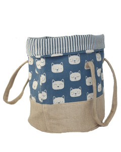Beonebreed - Goodies Bag - Blue Cutie Cats