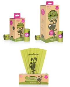 Earth Rated - Biodegradable Poop Bags Scented -