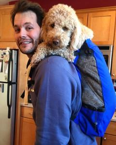 K9 Sport Sack AIR - Dog Carrier Backpack (Large)