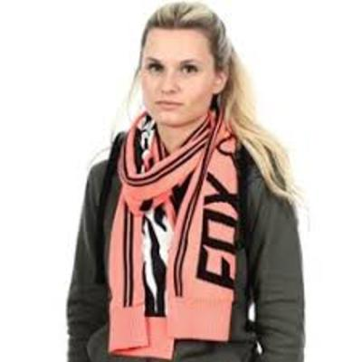 RIZE SCARF Acid Red OS