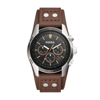Fossil - Heren horloge chrono CH2891
