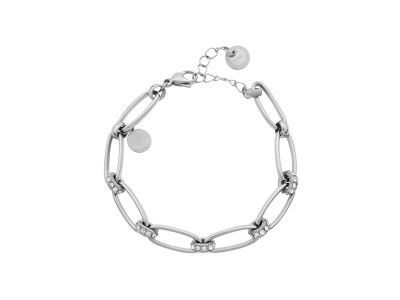 Liu Jo - armband staal - LJ1590