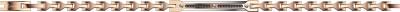 Zancan - Armband - Staal EHB192