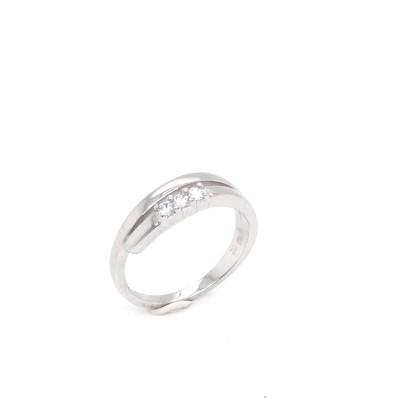 Ring zilver 50-10187-610-99 48